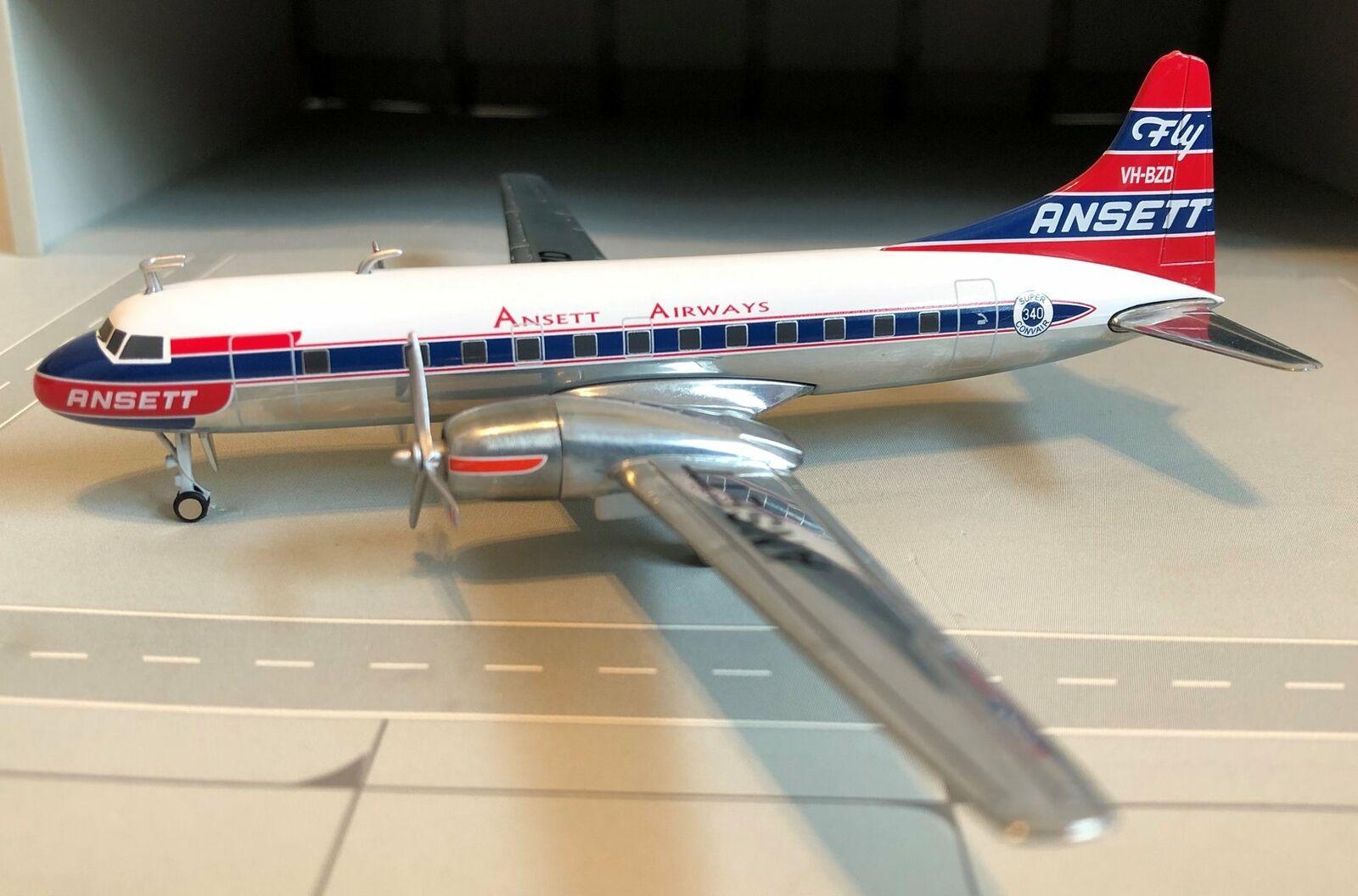 559706 Ansett AIRWAYS CONVAIR CV-340, 1 200