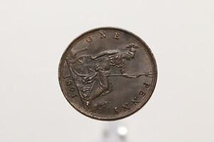 UK-GB-PENNY-1891-VICTORIA-NICE-SHARP-DETAILS-B15-S7273