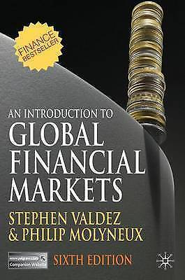 An Introduction to Global Financial Markets-ExLibrary
