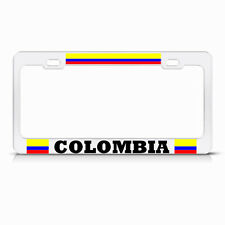 License Plate Covers Philippines Flag Black Heavy Duty Metal License Plate Frame Tag Border