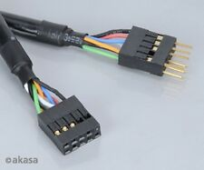 Akasa IEEE1394 Internal Extension Cable 40cm