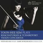 Violinkonzerte von RPO,Yoon-Hee Kim,Barry Wordsworth (2014)