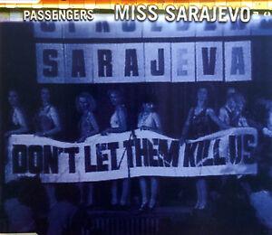 Passengers-Maxi-CD-Miss-Sarajevo-Europe-M-M
