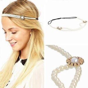 Hochzeit Stirnband Haarkette Haarschmuck Haarreifen Kopfschmuck Stirnschmuck