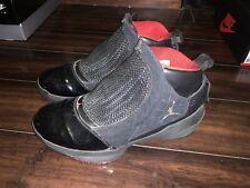 e6e1346ffbb953 2004 OG NIKE AIR JORDAN XIX 19 BRED BLACK CHROME VARSITY RED 307546-061 SZ