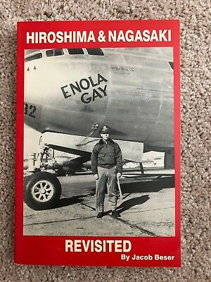 Thomas Ferebee Autographed Signed Card WWII Atomic Bomb Bombardier Enola Gay