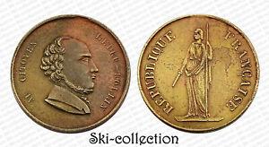 Medalla-Au-Citizen-Ledru-Rollin-Republica-Francesa-1848-1852-Bronce