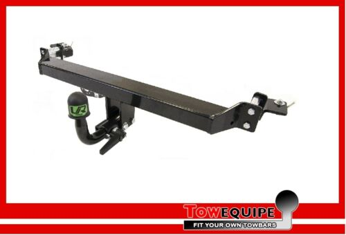 Detachable Towball Towbar for Renault CAPTUR CROSSOVER 2013 on 31100/C_A1