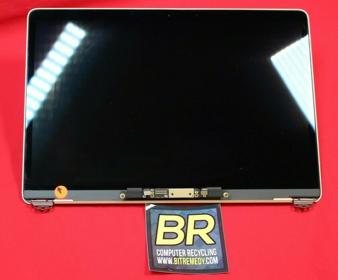 *AS IS* Apple MacBook Air M1 A2337 Complete Screen Assembly FVFDV7PAQ6LC