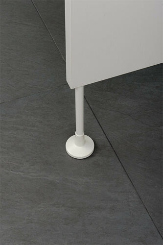 Urinal-Trennwand weiß !!! Schamwand