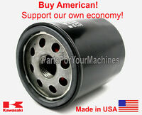 Authentic Kawasaki Oil Filter, 49065-2078, Fh451v, Fh500v, Fh541v, Fh580v, Usa