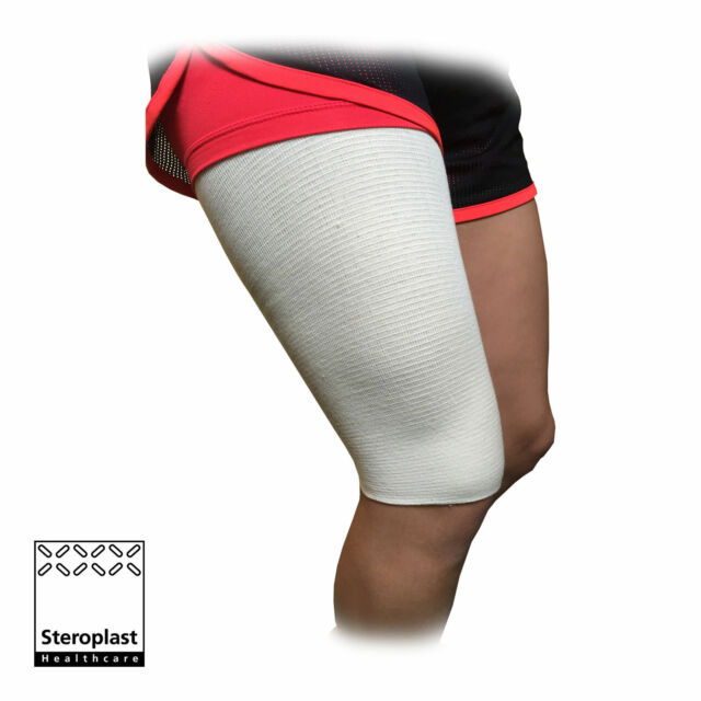 McDavid 471 Compression Thigh Sleeve Level 1 Soft Tissue Support Therapy