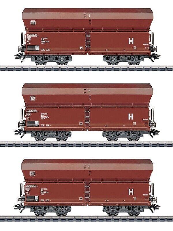 Märklin H0 3 x 4624 - Selbstentladewagenset 1St.=   Neuware