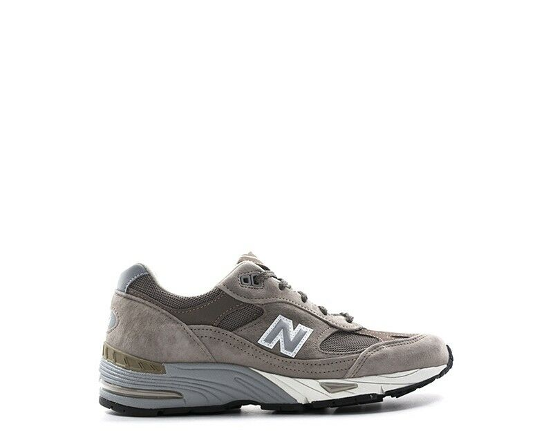 New balance shoes women beige suede fabric w991efs