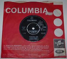 HERMAN'S HERMITS, SUNSHINE GIRL*NOBODY NEEDS TO KNOW, 1968 COLUMBIA 8446, EX-/EX