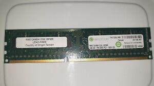 4GB 240Pin RAMAXEL Memoria RAM DDR3 PC3-12800U 11-11-B1 RMR5040ED58E9W LENOVO HP