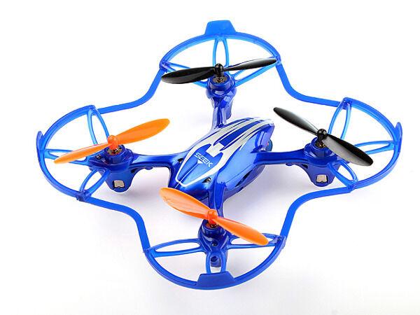 Quadricottero Radiocomandato Con Videocamera 8953 2,4 Ghz - Con Protezioni