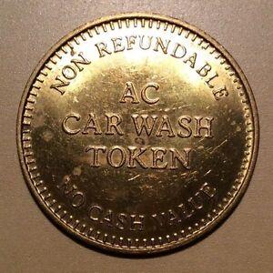 AC Car Wash Token Crown