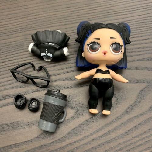 ❤️Lol Surprise Doll DUSK 3-007 Black Dress Big Sister Series 3 toy Authentic
