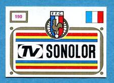 SPRINT '73 - PANINI - Figurina-Sticker n. 190 - STEMMA/BADGE - SONOLOR -Rec