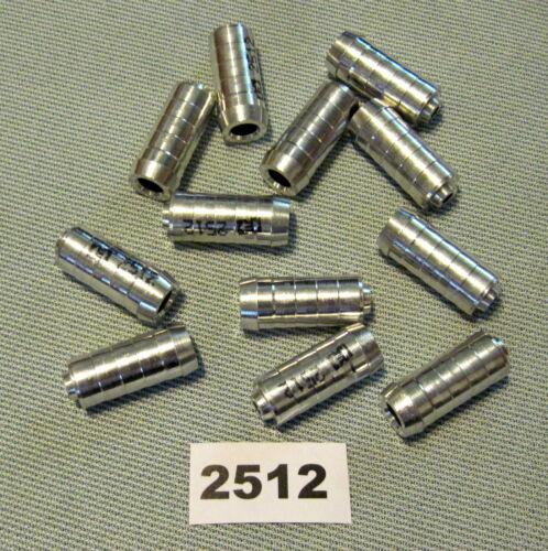 12-2511-2512 Easton ARROW Shafts insère pour vis-à Points Pour La Chasse//Cible