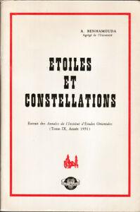 Etoiles et constellations de Ahmed Benhamouda