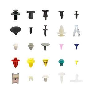 500Pcs-30-Tipos-Grapas-de-Panel-de-Puerta-Remache-Sujecion-Clips-Coche-Plastico