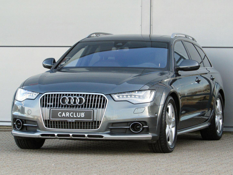 Audi A6 allroad 3,0 TDi 313 quattro Tiptr. 5d - 499.900 kr.