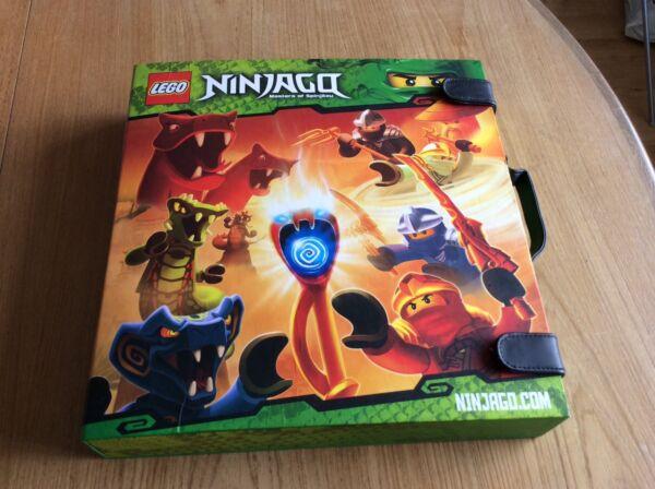 Brillant Lego Ninjago Spinner étui Rangement 853409 Saveur Pure Et Douce