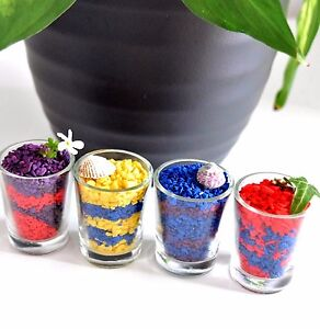 Decorative-Various-Colours-Chippings-Stones-Gravel-Vases-Pot-Decoration