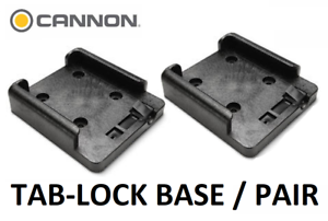 PART 2207001 Cannon Tab Lock Base BRAND New