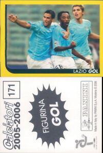 CALCIATORI-PANINI-2005-06-Figurina-sticker-N-171-NEW