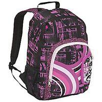 Roxy Girl Flyer Violet Backpack - End Of Season Sale