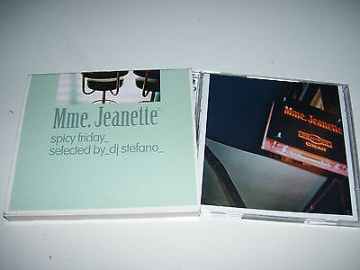 Mme. Jeanette Spicy Friday Selected By DJ Stefano * RARE ID&T 2CD 2003 *
