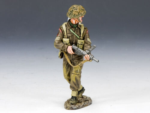 DD165 Sergeant with Sten Gun by King /& Country