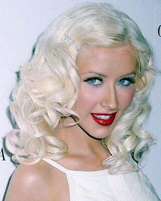 Christina Aguilera Color 8x10 Photo #19
