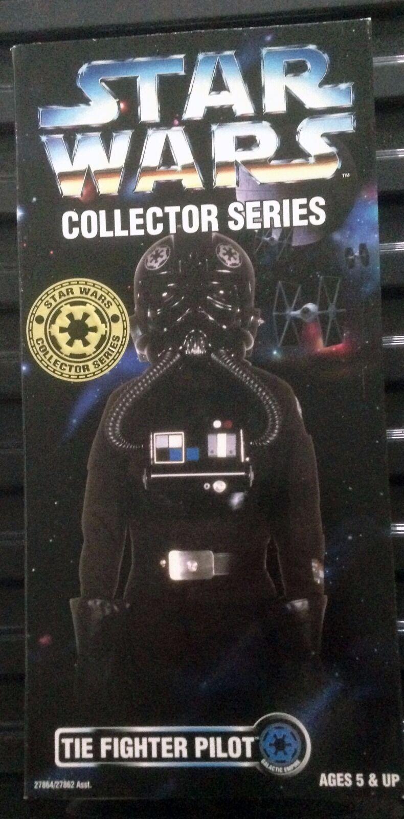 Star Wars Collector Series 12  Tie Fighter Pilot