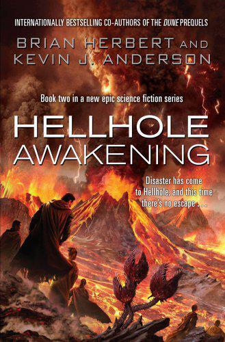Comics Hellhole Awakening (Comics Trilogie 2) von Herbert,Brian,Anderson,Kevin