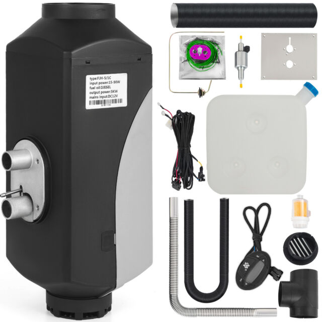 4KW 12V Diesel Parking Heater cabin Air Heater FastShip Webasto
