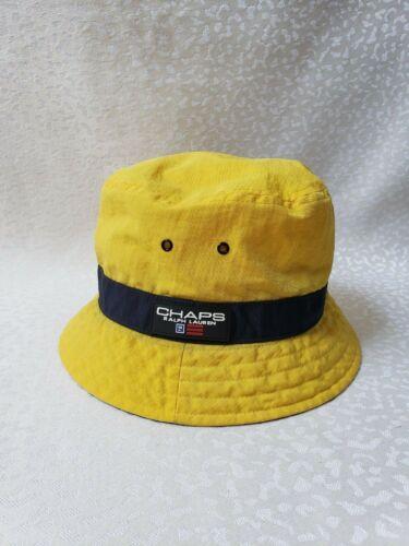 Vintage Ralph Lauren Chaps Fishing, Bucket Hat, RL