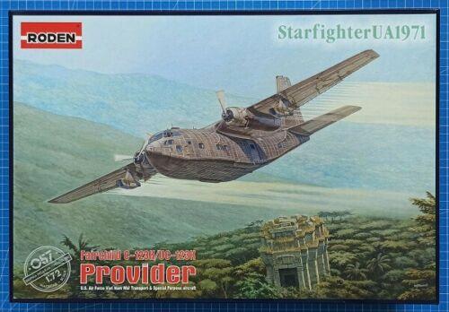 Neu Roden 57-1:72 Fairchild C-123K//UC-123K
