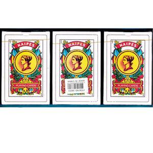 3-Decks-Spanish-Playing-Cards-Baraja-Espanola-50-Cards-Naipes-Tarot-New-Sealed