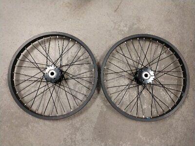"Tricycle Trike 20/"" x 68 spokes w Hollow Hub Bike Bicycle Wheel"
