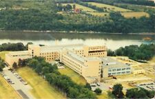 1956 AERIAL VIEW OF GENERAL ELECTRIC RESEARCH LABORATORY, SCHENECTADY, N. Y.
