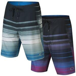 Oakley-Men-039-s-Blade-Razor-Boardshorts-Inner-Compression-Shorts