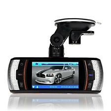 "Dash Cam 1080P 2.7"" Dual Lens Separate Rear Camera Vehicle DVR Car Lorry Van"