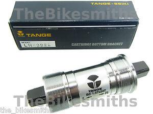 Tange-73-X-127-mm-Soporte-Inferior-cono-Square-Cartucho-JIS-Rodamientos-de-Manivela-de-Bicicleta