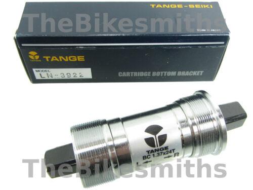 TANGE 73 x 118mm Square Taper Bottom Bracket Cartridge JIS Bike Crank Bearings