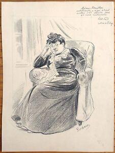 Dessin Original De Gilbaer Illustration De Livre 1859 1931