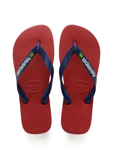 05076ecc0e6a Havaianas Kids Brazil Logo Flip Flops Thong Toe Post Sandals ...